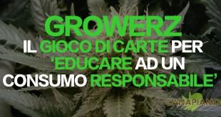 """Cannabis, arriva GrowerZ: gioco di carte per """"educare ad un consumo responsabile"""""""