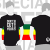 dont cut your dreadlocks t-shirt