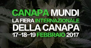 Canapa Mundi 2017 – Fiera della canapa