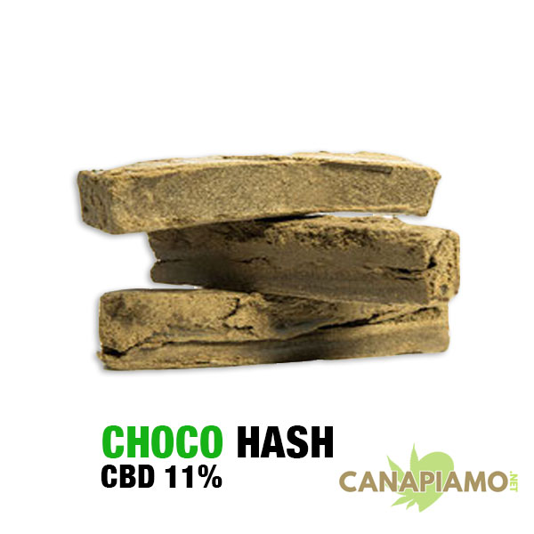 Choco Hash - Resina cannabis light