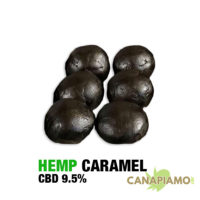 Hemp Caramel - cannabis light CBD